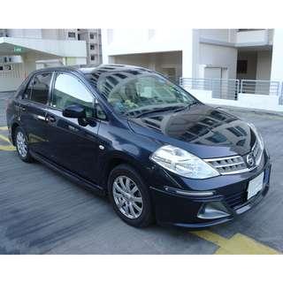 Nissan Latio Sedan 1.5 Auto Premium