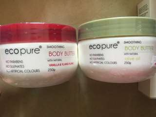 ECO pure body butter