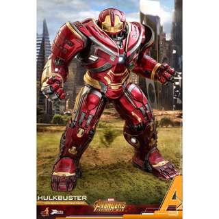 [PREORDER] Hot Toys PPS005 Avengers Infinity War Iron Man Hulkbuster