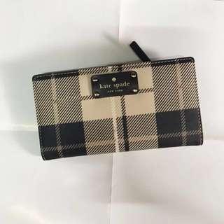 (全新) Kate Spade 長銀包 卡片包