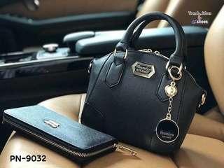 Set handbag and wallet