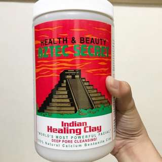 Aztec Indian Healing Clay (2lb) 100% authentic