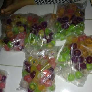 Ager jelly inaco murah ecer (1/4,1/2,1kg)