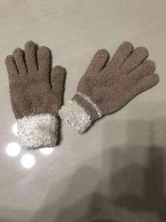 Winter Gloves (nice when worn)