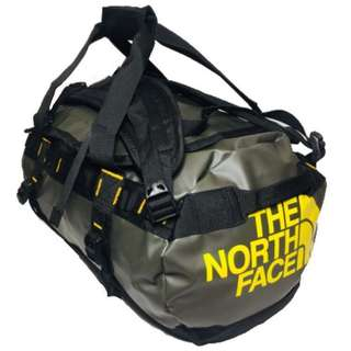 THE NORTH FACE BASE CAMP DUFFEL DUFFLE BAG | BACKPACK | HAVERSACK  Color : TNF OLIVE GREEN