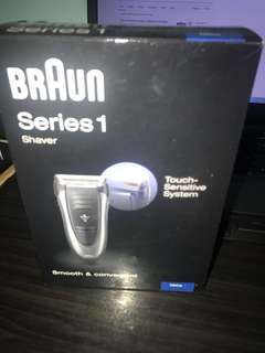 BRAUN Series 1 shaver (190s-1)