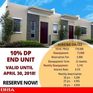 House for sale at Bria Homes in Dumaguete Negros Oriental