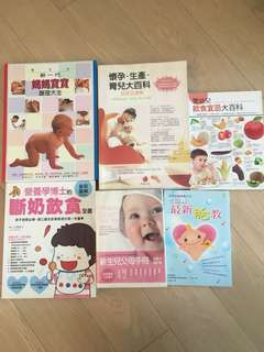 Nursing and Parenting Books