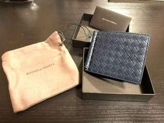 Bottega Veneta 男裝銀包 100% new