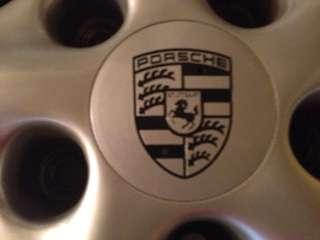 Porsche Stock Rims x 4