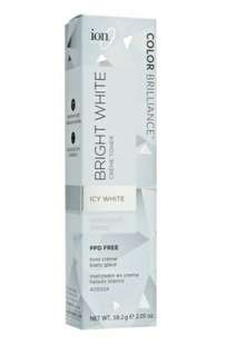 ion™ Color Brilliance™ Bright White Crème Toner Icy White