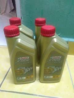 Engine Oil Castrol Fully Synthetic