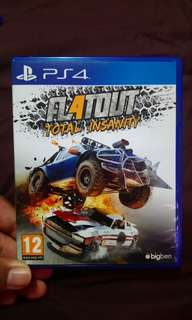 Fl4tout Total Insanity PS4 game