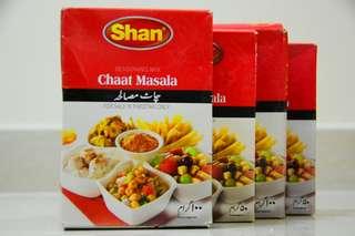 Indian masala seasonings