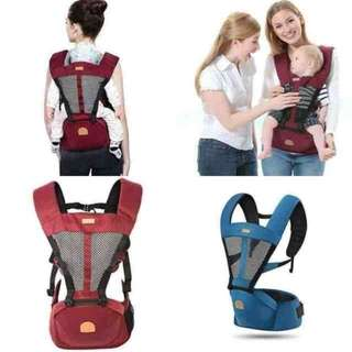 Multifunctional hipseat Carrier