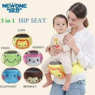 Mambobaby 3in1 Hipseat Carrier