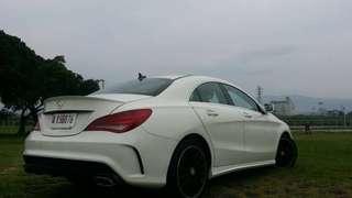 2014 Benz CLA250