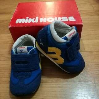 miki House boy shoes 14cm