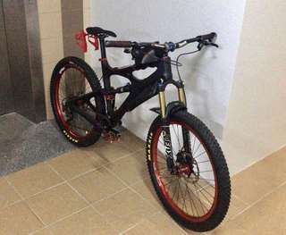FAST DEAL IBIS MOJO SL CARBON FIBER FULL BIKE @ $1800 ONLY! NO NEGO! NO LOWBALLERS!