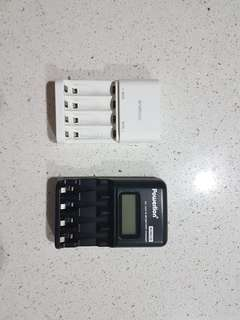 AAA/AA Battery Charger $15 Each