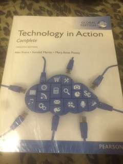 technology in action 12 edition