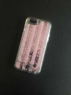 Victoria's Secret Glitter Filled Iphone 6/6s Case