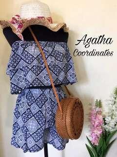 Tube Set Agatha Coordinates