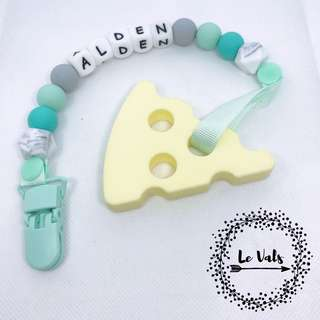 Personalise Pacifier Holder / Clip