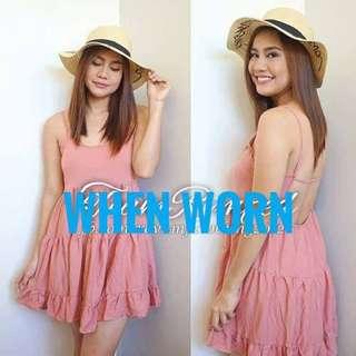 Backless Dress - Jada dress