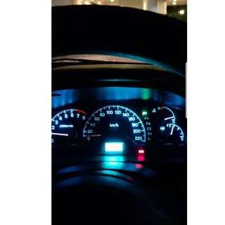 Mitsubishi Lancer CS3 Speedometer LED