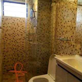 Bathroom rebuild or renovate