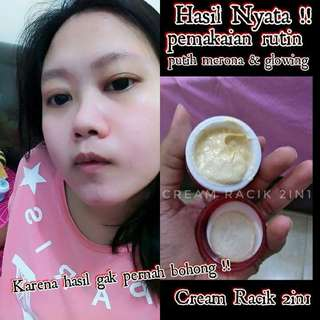 Cream racik 2in1