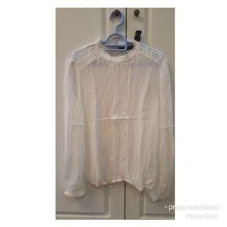Kemeja putih Zara