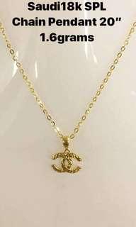 🌻 18k Necklace 🌻