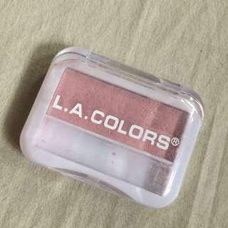 LA Colors Blush On (US bought)