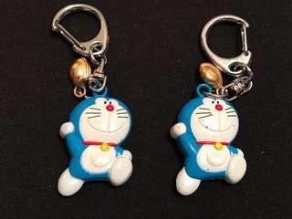 金屬Doraemon匙扣