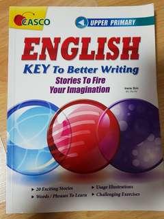P6 Creative Writing
