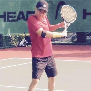 Premier Tennis Coach Tennis Lessons