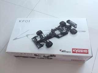 1/10 Kyosho KF01. Kit. Nitro.