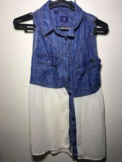 Guess Denim Top