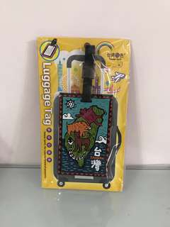 Luggage Tag 特色行李牌