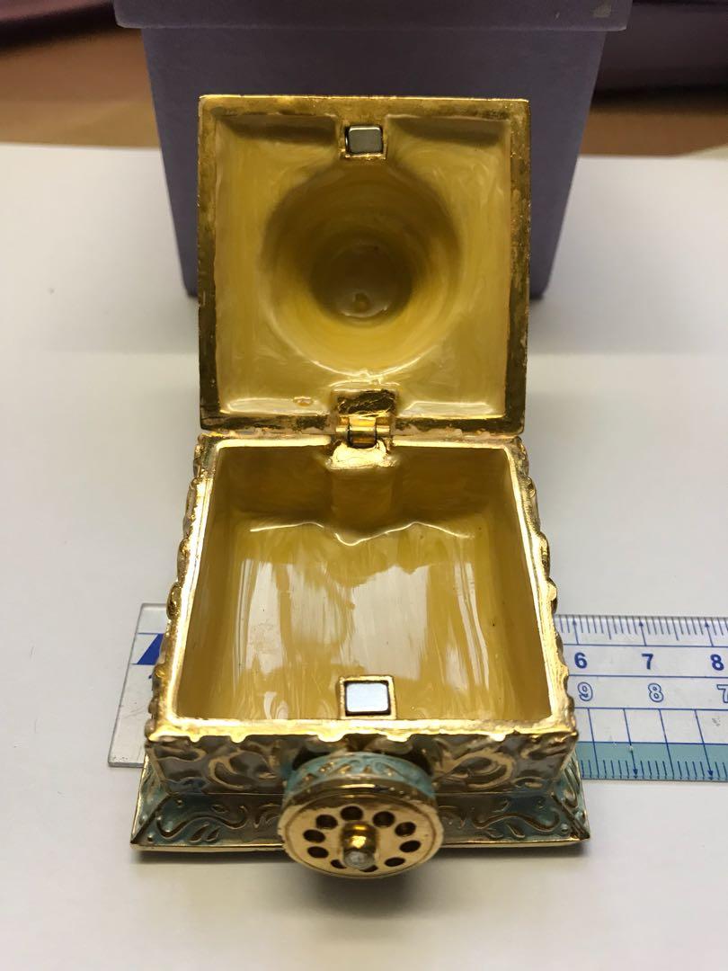 舊式電話飾物盒