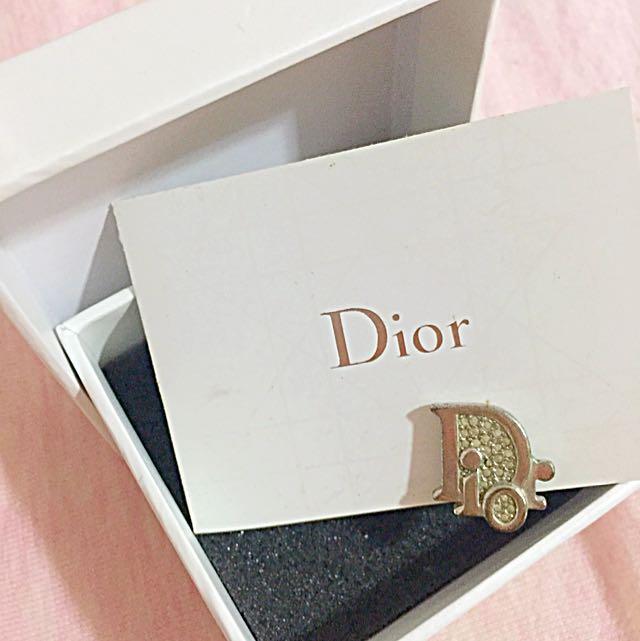 💸⬇️🇫🇷 Christian Dior single earring 單隻夾耳環