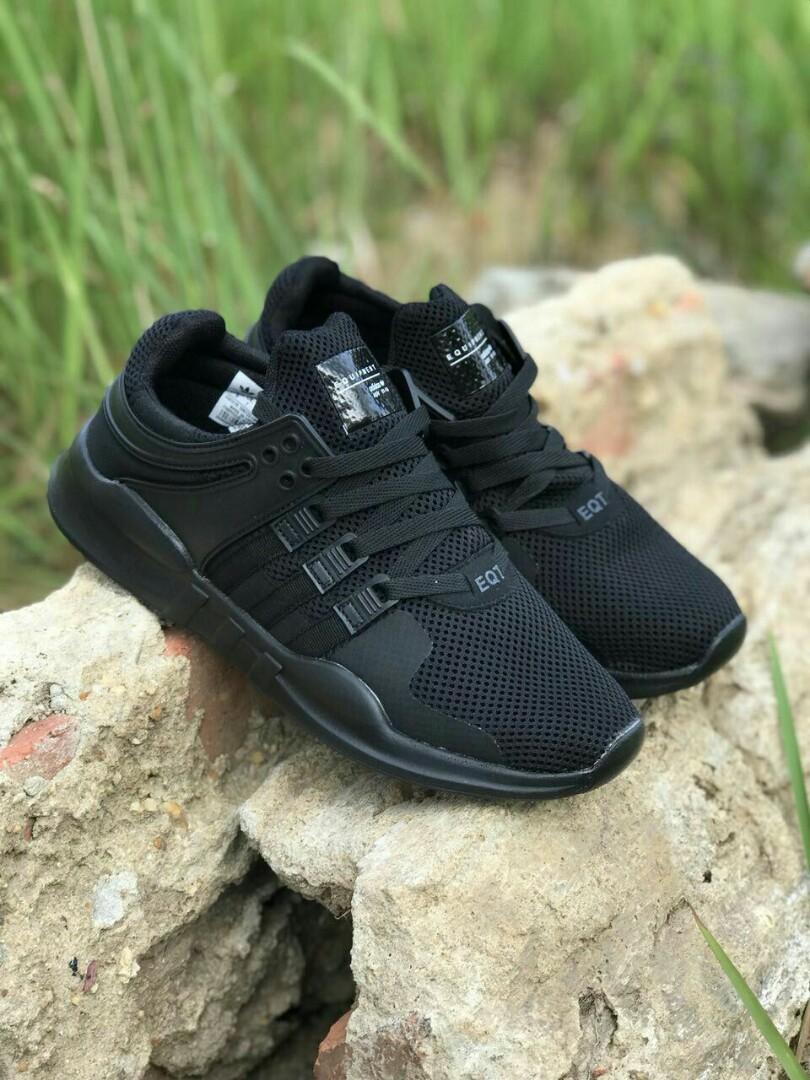 8d1cb88f92a6 ... discount code for adidas eqt all black fesyen lelaki kasut lelaki  sneakers di carousell c3207 ab6fa