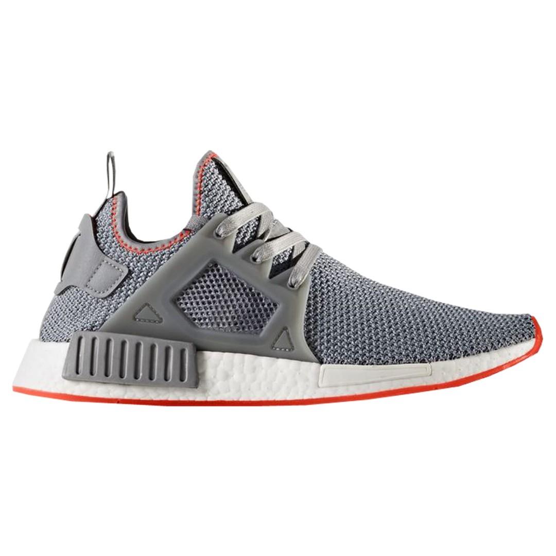 purchase cheap c9b1b dc3cf Adidas NMD XR1 Grey Three / Solar Red