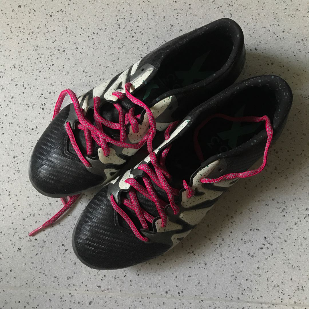 ADIDAS Women's Football Boots, Sports, Sports Apparel on Carousell