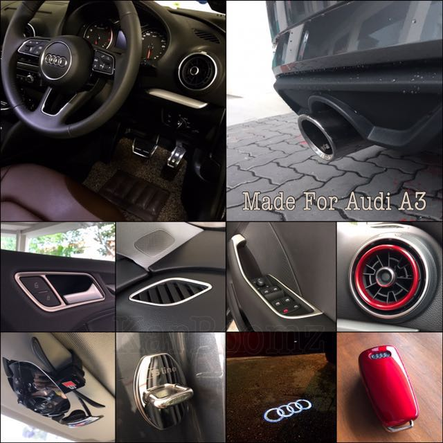 Audi A3 Car Accessories Car Accessories On Carousell