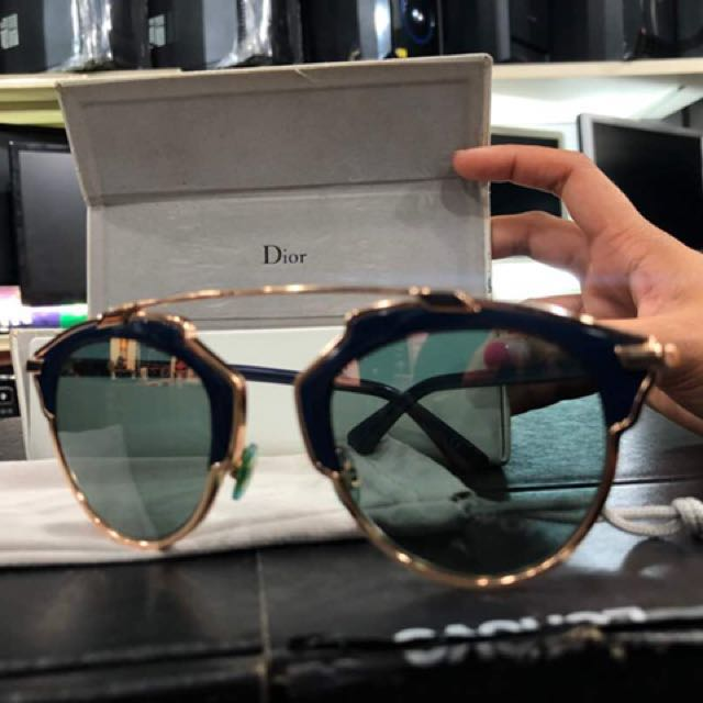 b8fe14d13839 Authentic DIOR So Real limited edition sunglasses