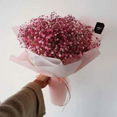 Baby breath bouquet delivery surprise gifts flower bouquet photo photo photo negle Images
