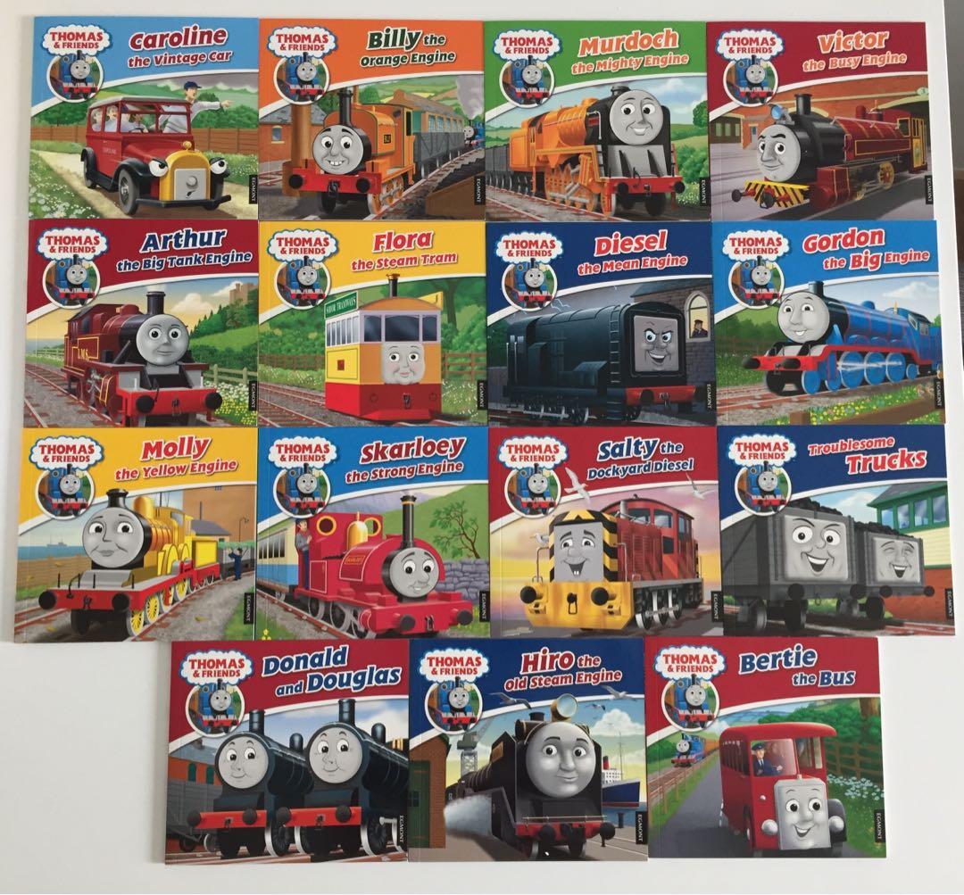 *Brand New* Thomas & Friends Books